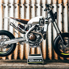Husqvarna FE 501 Street Tracker by LOON