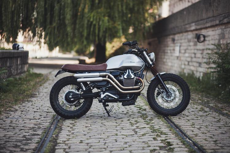 Moto Guzzi V7 Scrambler