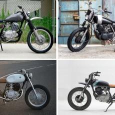 5 Next-Level Yamaha SR250 Customs