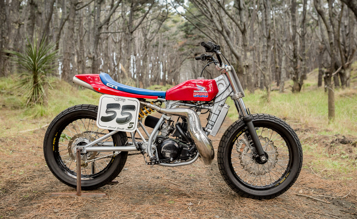 honda cr500 tracker bikebound. Black Bedroom Furniture Sets. Home Design Ideas