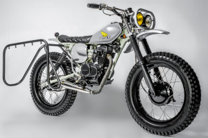 Honda XL100 Tracker