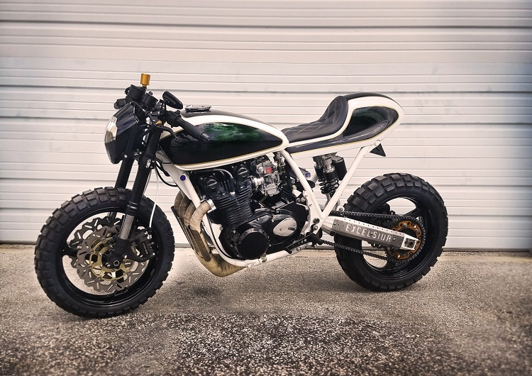 Kawasaki KZ900 Cafe Racer