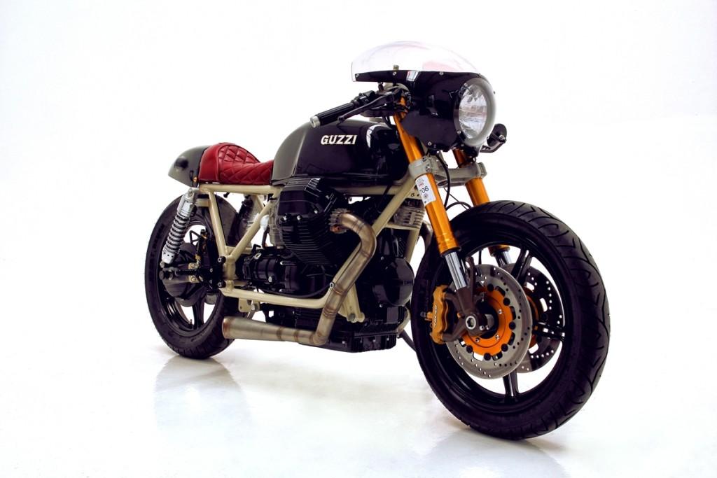 Moto Guzzi 850 Cafe Racer