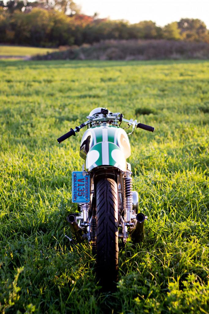 Suzuki T500 Titan Cafe Racer