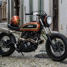 Yamaha XT600 Street Tracker by Redonda Motors