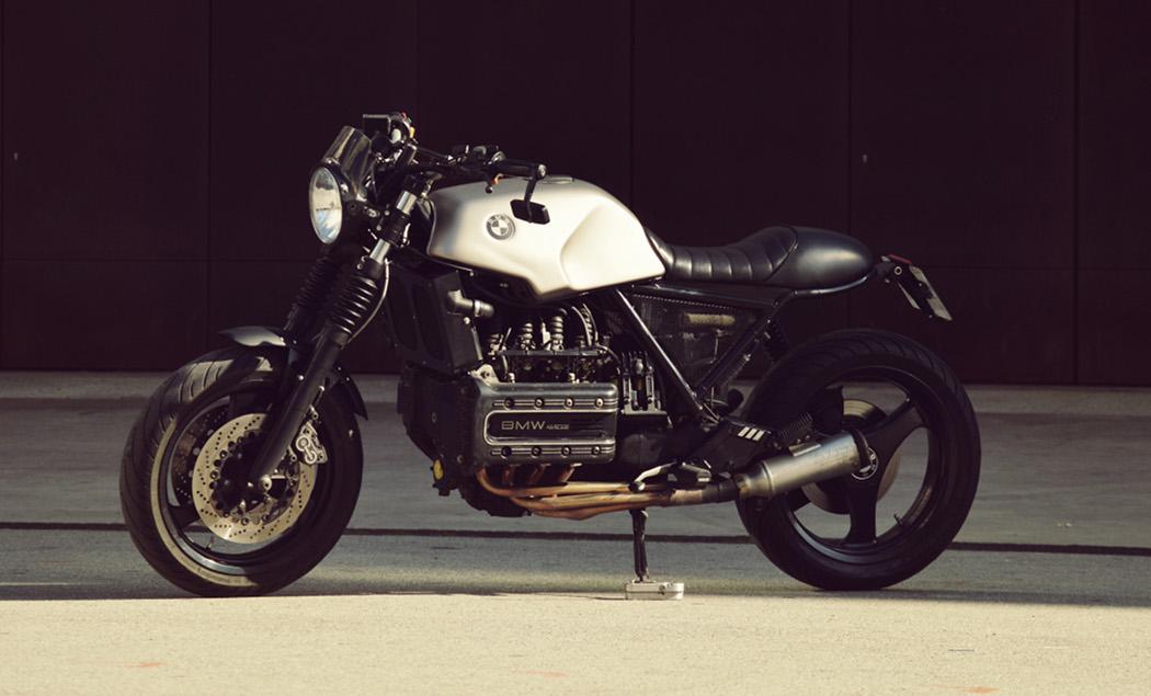 BMW K100 Tracker by Overbold Motor Co. – BikeBound