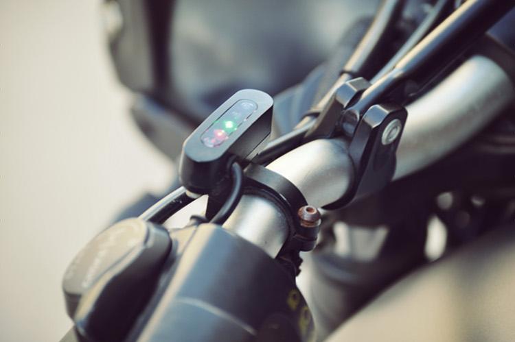 BMW K100 Street Tracker