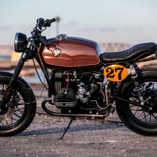 BMW R45 Brat by Unik Edition Custom Cycles