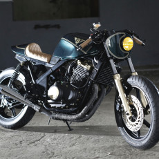 Honda CB500 Cafe Racer by Bold Motorcycles