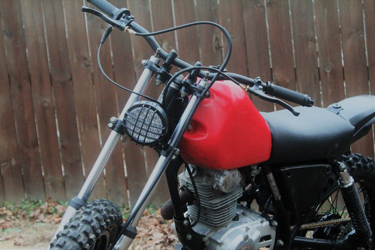 Honda XL185 Tracker