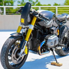BMW R nineT Cafe Fighter by Magnum Opus