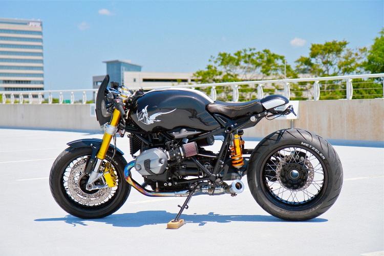 BMW R nineT Streetfighter