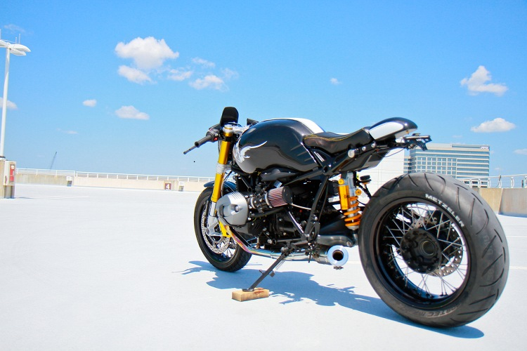 BMW R nineT cafe fighter