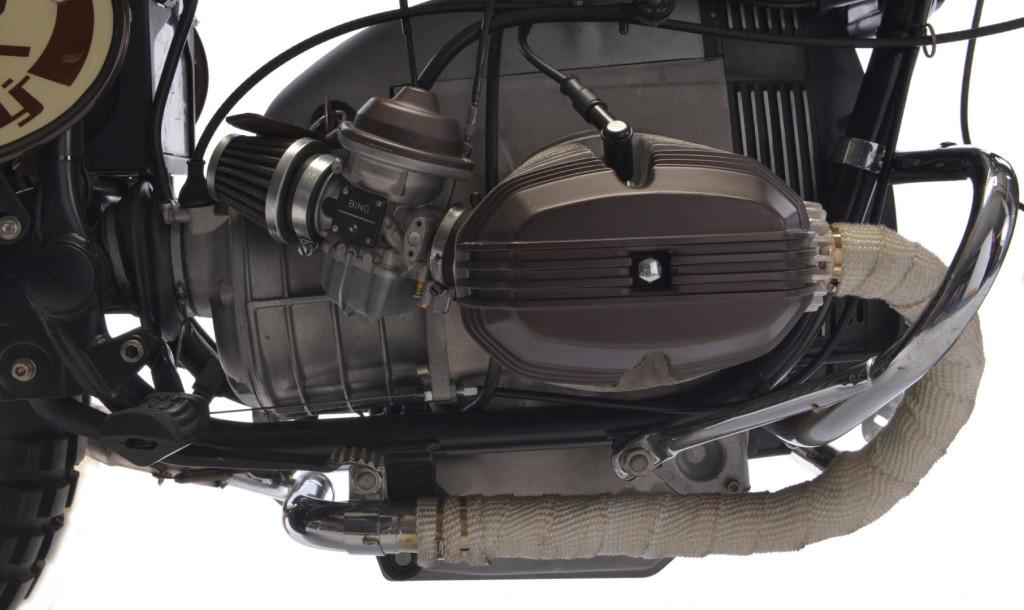 BMW R45 Scrambler