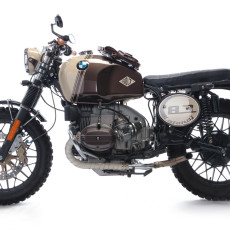 BMW R45 Scrambler by Bolt Motor Co