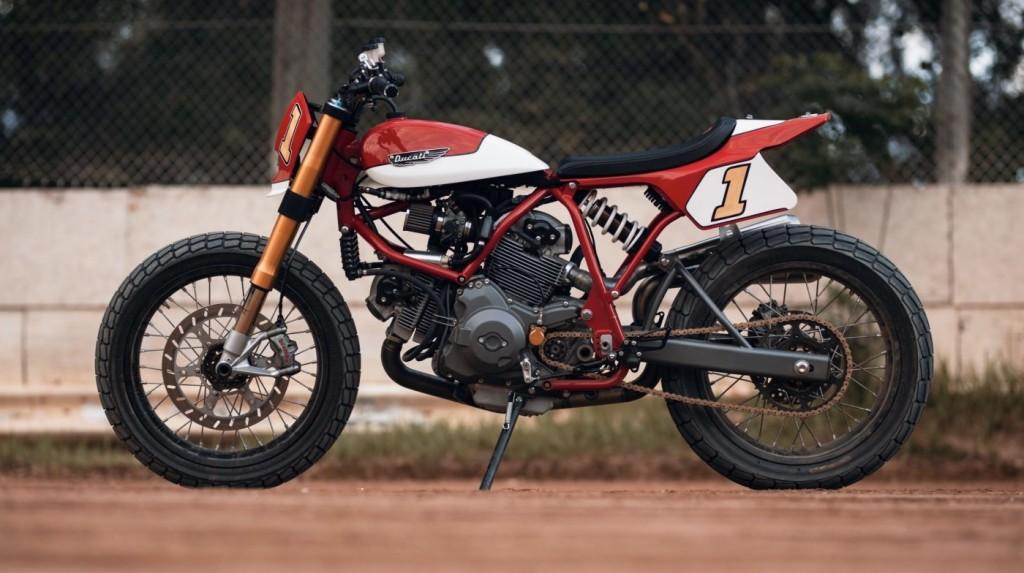 Ducati Street Tracker