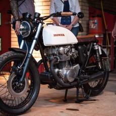 Honda CB500T by Denton Moto