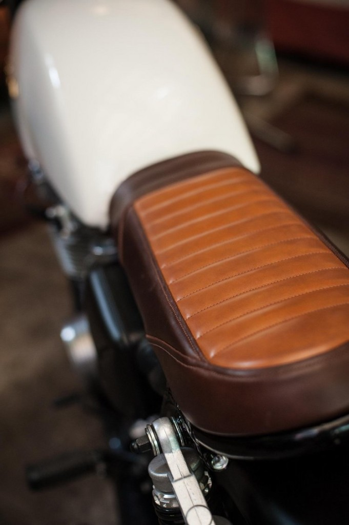 Honda CB500 Brat