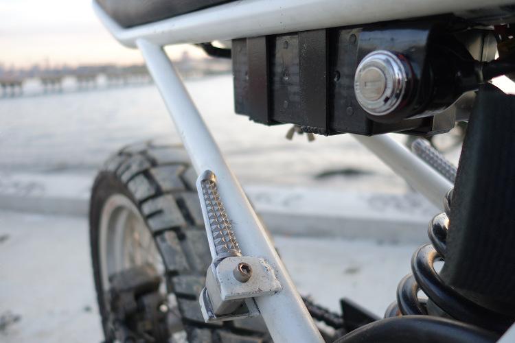 Honda XR650 Tracker