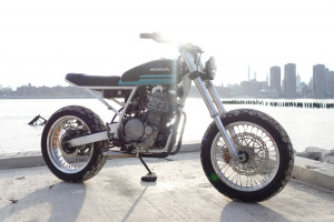 Honda XR650 Tracker