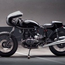 BMW R100/7 Cafe Racer by Dumbador