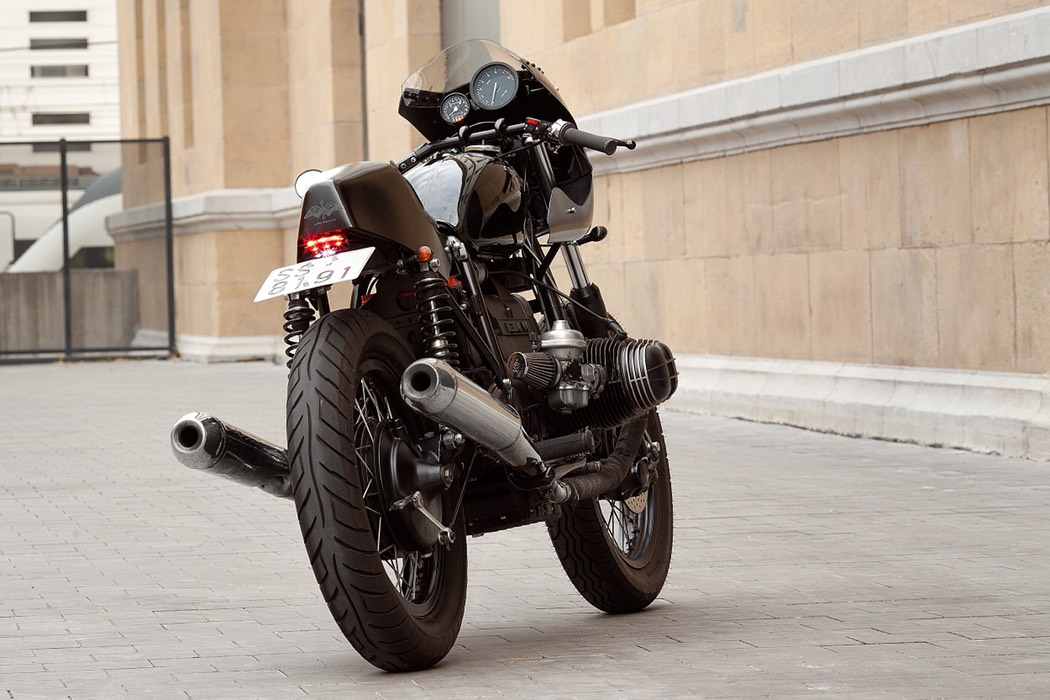 bmw r100/7 cafe racerdumbador – bikebound