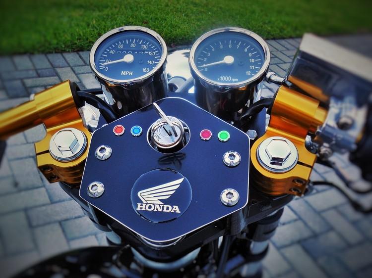 Honda CB400 Four Cafe Racer