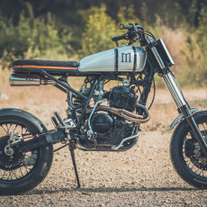 Honda XR600 Supermoto by Duke Motorcycles