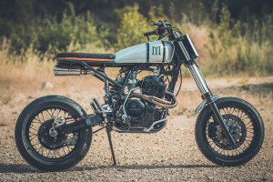 Honda XR600 Supermoto