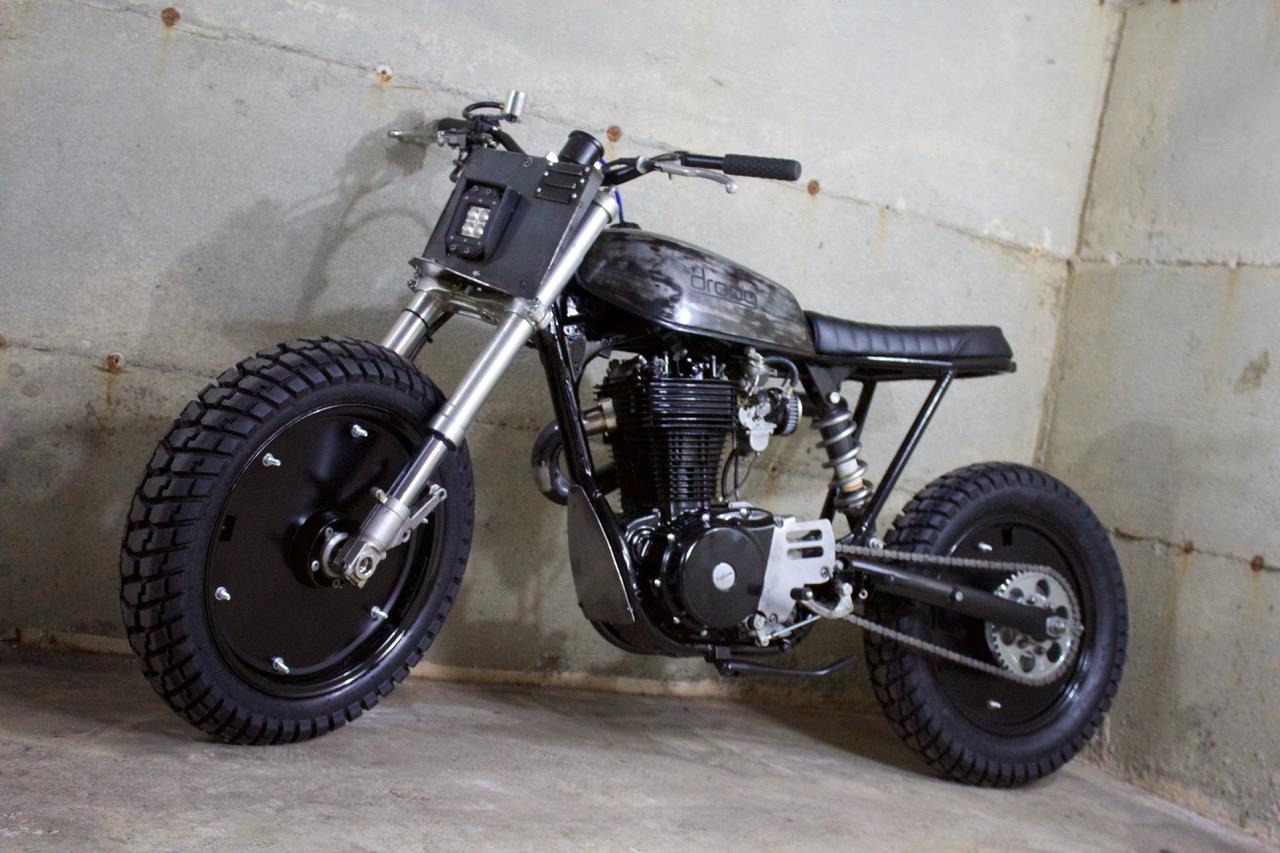 Suzuki Savage Scrambler