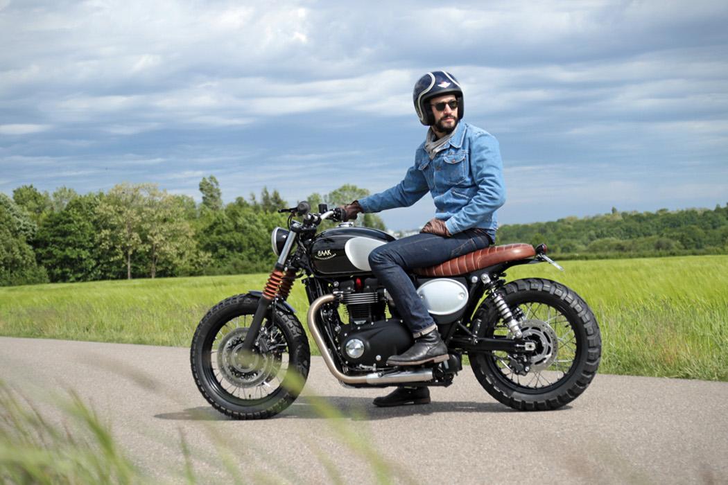 Triumph T120 Tracker by BAAK – BikeBound