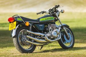 5 Cylinder Kawasaki 2-Stroke