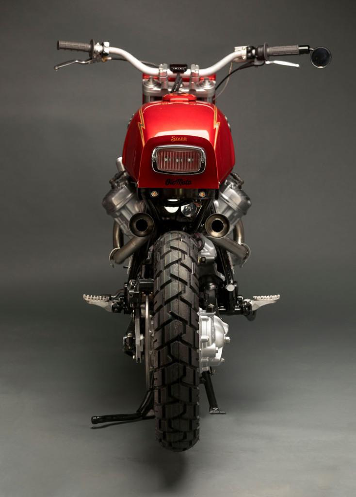 Honda GL500 Scrambler