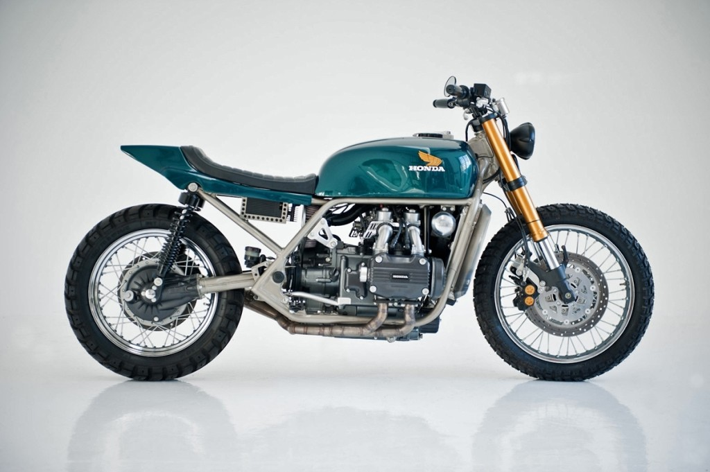 Honda Goldwing Street Tracker