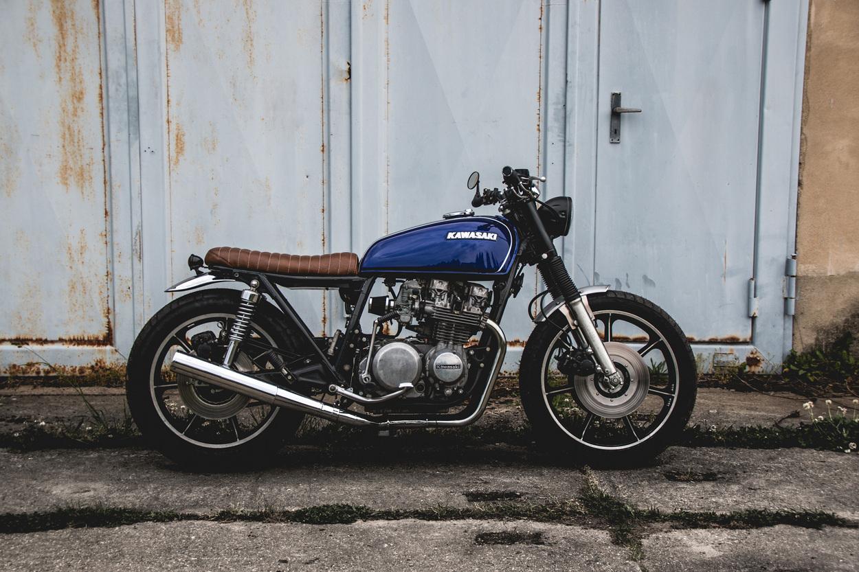 Kawasaki KZ650 Brat by Kaspeed – BikeBound