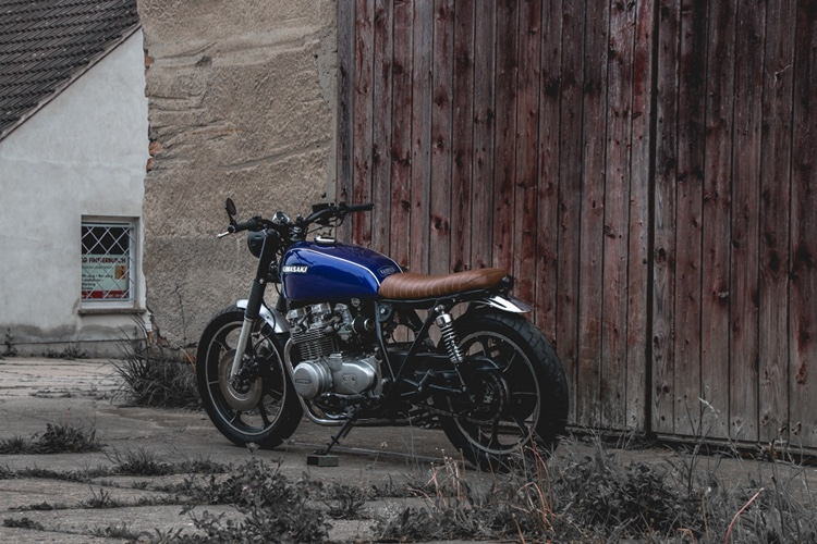 Kawasaki KZ650 Brat