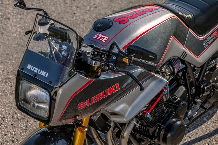 Suzuki GS1100 Restomod