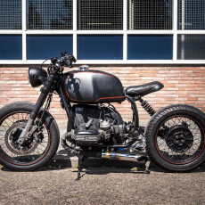 BMW R80 Cafe Tracker by Moto Adonis