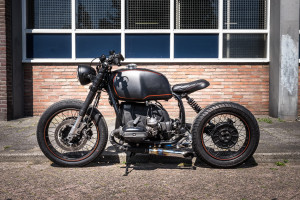 BMW R80 Cafe Tracker