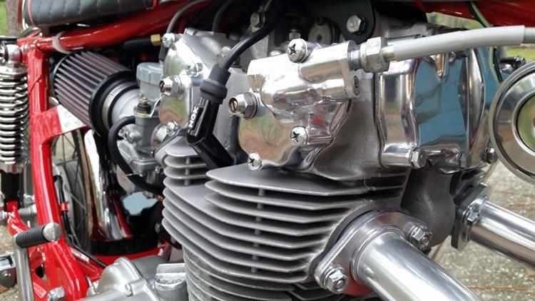 Honda CL450 Brat