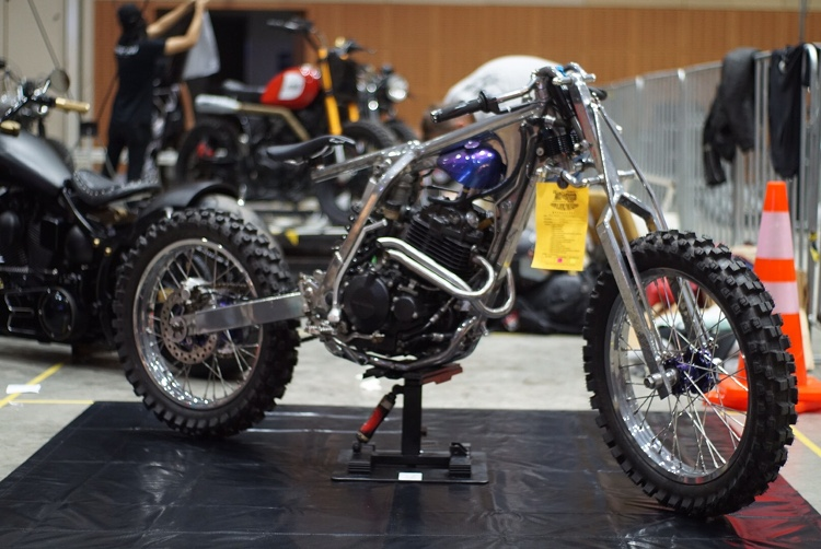 Honda XR400 Custom