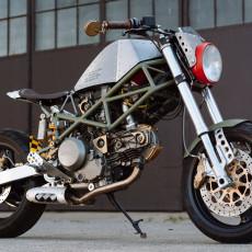 """""""Mustang Sally"""" Ducati Monster by Spurius Rotis"""