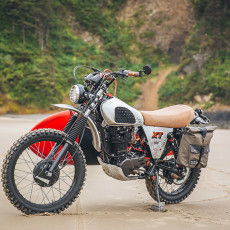 Yamaha XT500 Surf Scrambler by Project Moto