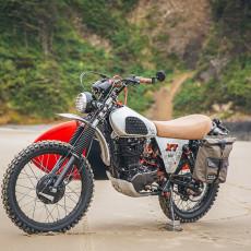 Yamaha XT500 Surf Scrambler by Project Moto