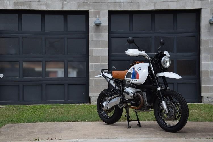 BMW R1200GS Custom