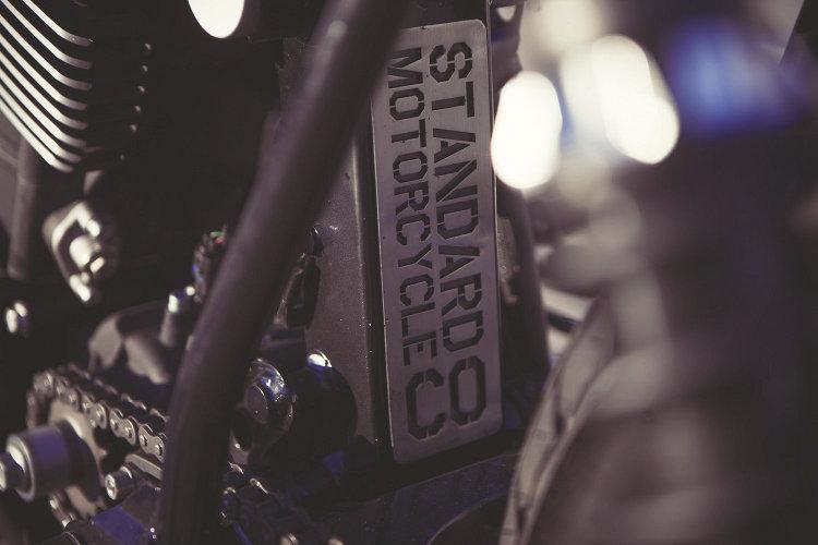 Harley Davidson XG750 Tracker