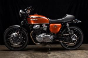 Honda CB750 Restomod