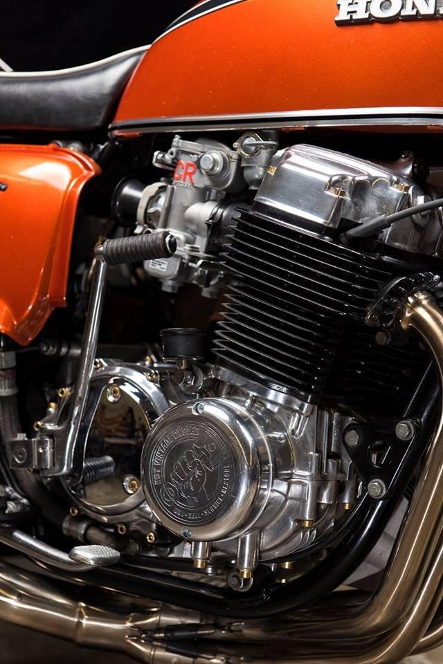 Honda CB750 Restomod by Hoy Vintage Cycles – BikeBound