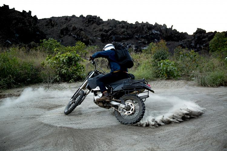 Kawasaki KLX250 Scrambler