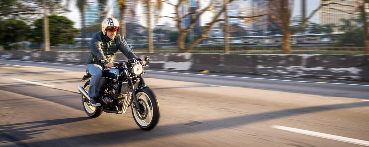 Any Modern Sport Bike Certainly Presents Challenges For The Custom Builder Given Frame Design Kwasaki Ninja 250 Cafe RAcer